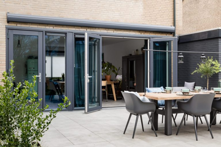 Kunststofkozijn4U Kunststof kozijnen - openslaande tuindeuren kunststof deuren - tuindeuren of een schuifpui