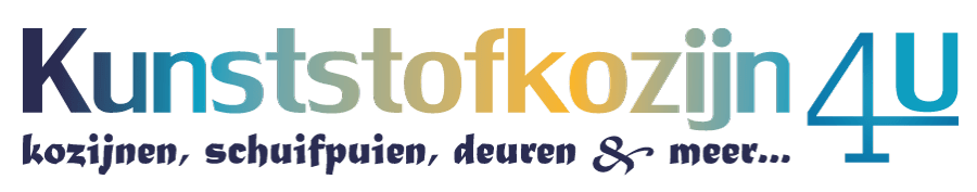 Kunststofkozijn4U Kunststof kozijnen - partner van Select Windows
