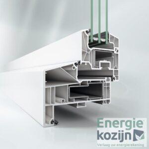 Kunststofkozijn4U Steenwijk - Select Windows Energie Kozijn - Hollands Facet