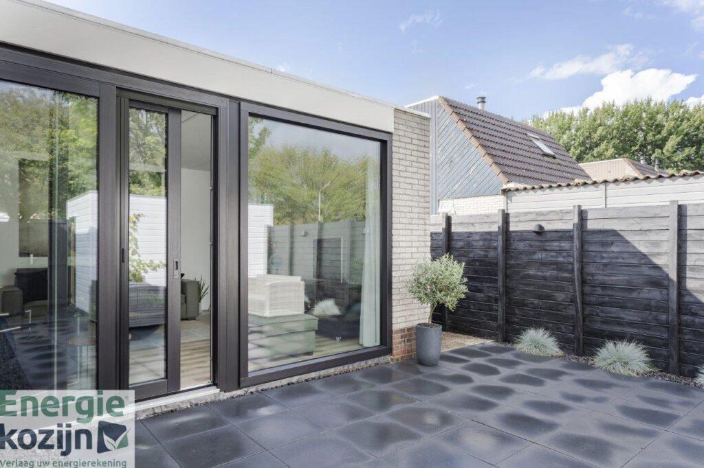 Kunststofkozijn4U Steenwijk - Select Windows Energie Kozijn
