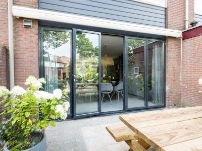 Aluminium kozijnen - Kunststofkozijn4U Steenwijk
