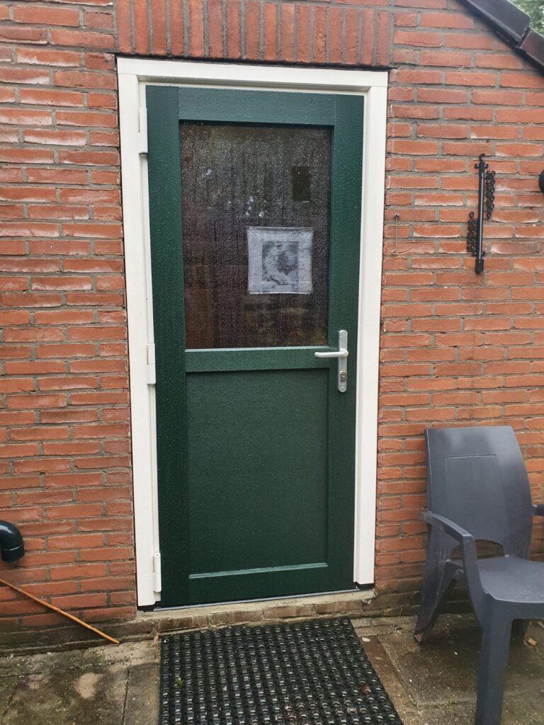 Kunststofkozijn4U Steenwijk - Kunststof achterdeuren in Steenwijk
